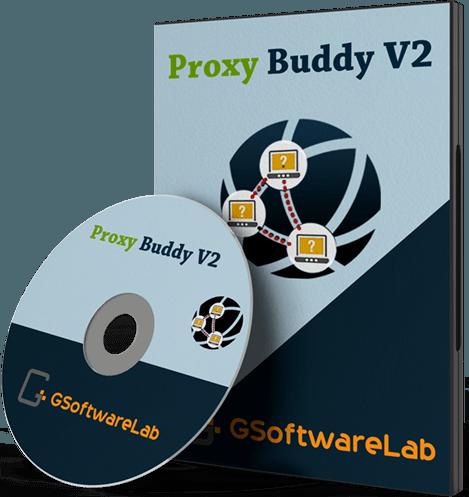 Proxy Buddy - Proxy Scraper & Tester