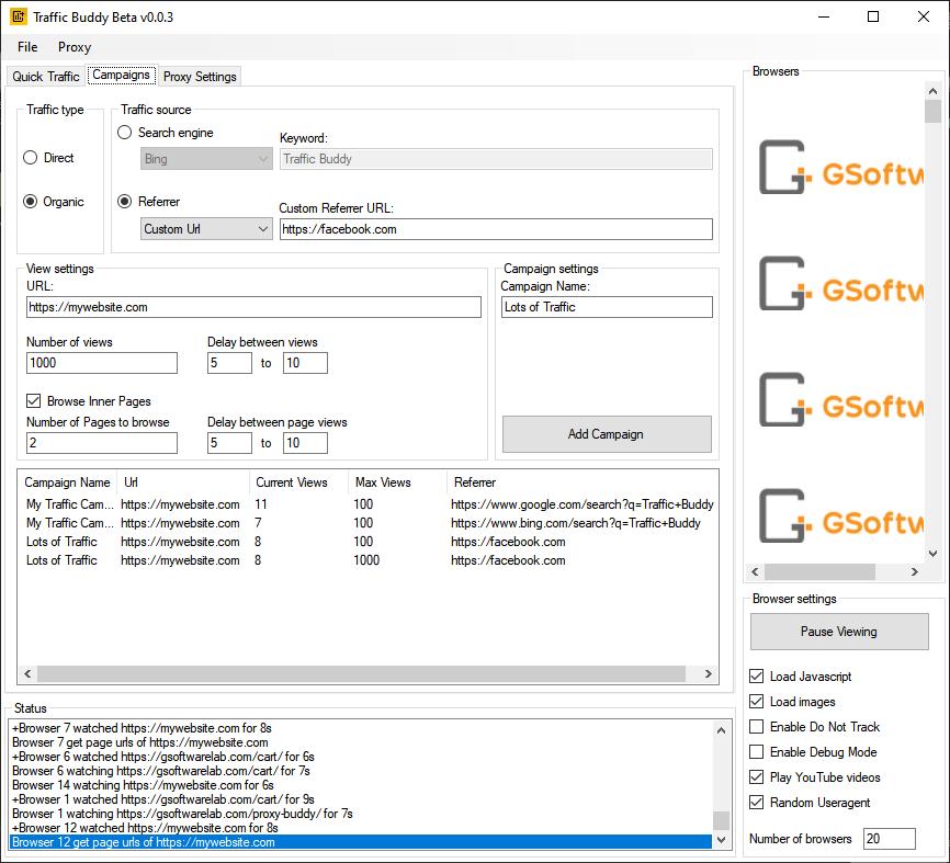Traffic Buddy Beta 0.0.3 Update